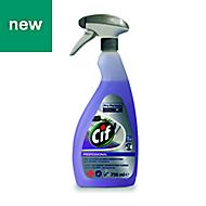 Cif Professional Unscented Disinfectant, 0.75L