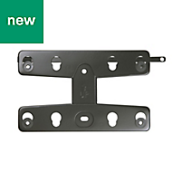 Sanus Black Fixed Low-Profile TV Wall Mount 13-26""