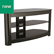 Sanus Black TV Stand up to 56""