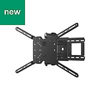 """Sanus Black Full-Motion TV Wall Mount 47-70"""""""