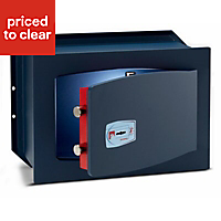Technomax 14L Double-bitted key lock Safe