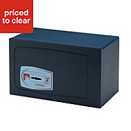 2.5L Double-bitted Key Lock Safe