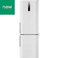 Hoover HMNV 6202XKWIFI Silver Freestanding Fridge freezer