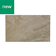 Haver Sand Matt Stone effect Ceramic Wall & floor tile, Pack of 6, (L)300mm (W)600mm