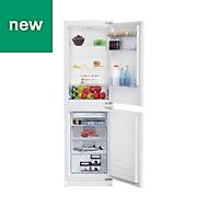 Beko ICQFD155 White Integrated Fridge freezer
