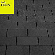 Dark grey Roof felt shingle (L)1m (W)330mm