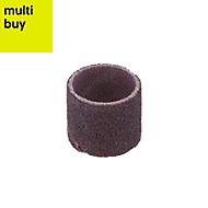 Dremel 60 grit Sanding band (Dia)13mm, Pack of 6