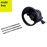 Dremel 4 piece Multi-tool kit
