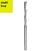 Dremel Spiral Cutting Drill bit (Dia)3.2mm (L)100mm, Pack of 3