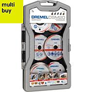 Dremel 7 piece Multi-tool kit