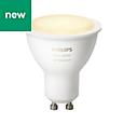 Philips Hue GU10 LED Reflector White ambiance smart bulb