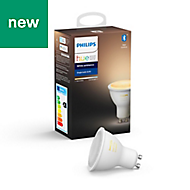 Philips Hue GU10 LED Daylight Dimmable Light bulb