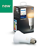 Philips Hue E27 LED Cool white & warm white Classic Dimmable Light bulb