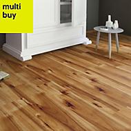 Bravo Natural Wood effect Laminate flooring, 1.76m²