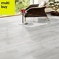 Salzburg Fiorano Oak effect Laminate flooring 2.40 m²