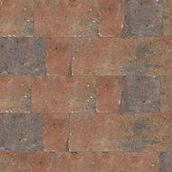 Monksbridge Royale Block paving (L)200mm (W)100mm, Pack of 404