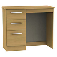 Montana 3 Drawer Dressing table (H)800mm (W)930mm (D)410mm