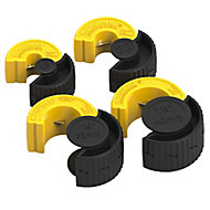 Monument 4 piece Stainless steel Automatic & manual Pipe cutter set