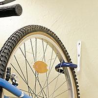 Mottez Blue Bike hanger, (H)190mm (L)170mm