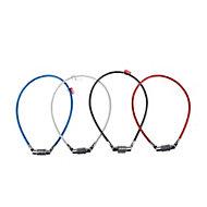 Multicolour Steel Combination Cable lock (L)0.55m