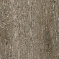 Nailsea Grey Oak effect Laminate flooring, 1.49m² Pack