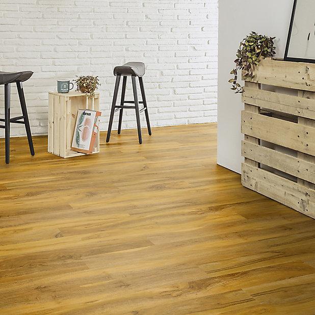 Nailsea Walnut Effect Laminate Flooring