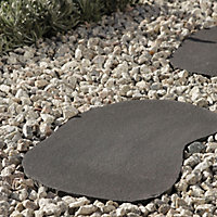 Natural Limestone Blue black Stepping stone