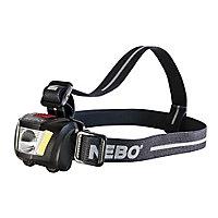 Nebo Grey 250lm LED Head lamp