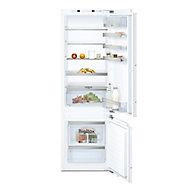 Neff K16873FE0G 70:30 Integrated Fridge freezer