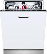 Neff SS13G60XOG Integrated White Full size Dishwasher