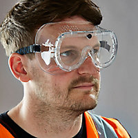 NEY225 Clear Lens Safety goggles
