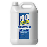 No Nonsense Disinfectant Concentrated Multi-surface Disinfectant & cleaner, 5L5000g