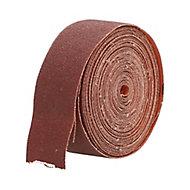 Norton 120 grit Sanding roll (L)5000mm (W)115mm