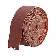 Norton 80 grit Sanding roll (L)5000mm (W)115mm