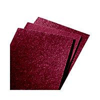 Norton Aluminium oxide Assorted Hand sanding sheets, Pack of 5