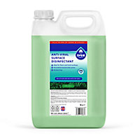 Orca Hygiene Pine Anti-bacterial Multi-surface Disinfectant & cleaner, 5L 4940g