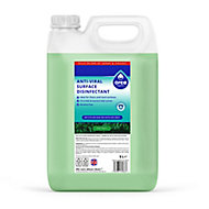 Orca Hygiene Pine Anti-bacterial Multi-surface Disinfectant & cleaner, 5L