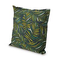 Palm Green Cushion