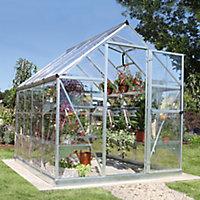 Palram Harmony 6x8 Apex Greenhouse