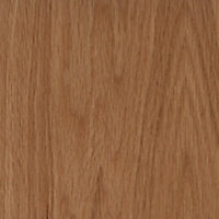 Patterned Unglazed Traditional Hardwood LH & RH Internal Door, (H)1981mm (W)610mm
