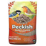 Peckish Sunflower hearts 12750g, Pack