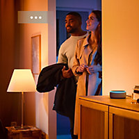 Philips Hue B22 LED Colour changing Classic Dimmable Smart Light bulb