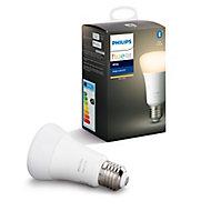 Philips Hue E27 LED Warm white Classic Dimmable Smart Light bulb