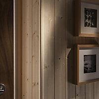 Pine L-Shape Moulding (L)2.4m (W)32mm (T)32mm