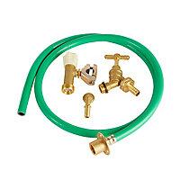 Plumbsure Brass & PVC Outdoor tap