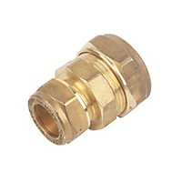 Plumbsure Compression Reducing Coupler (Dia)22mm