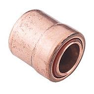 Plumbsure Copper Push-fit End cap