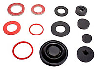 Plumbsure Fibre & rubber Washer, Pack of 144