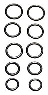 Plumbsure Rubber O ring, Pack of 10