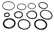 Plumbsure Rubber O ring, Pack of 132
